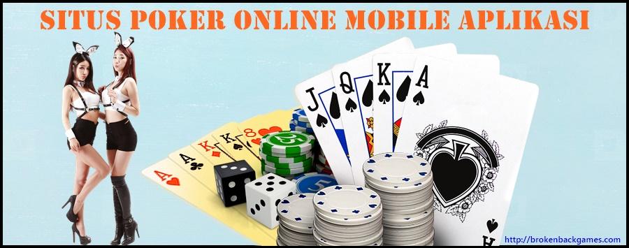 situs poker online mobile aplikasi